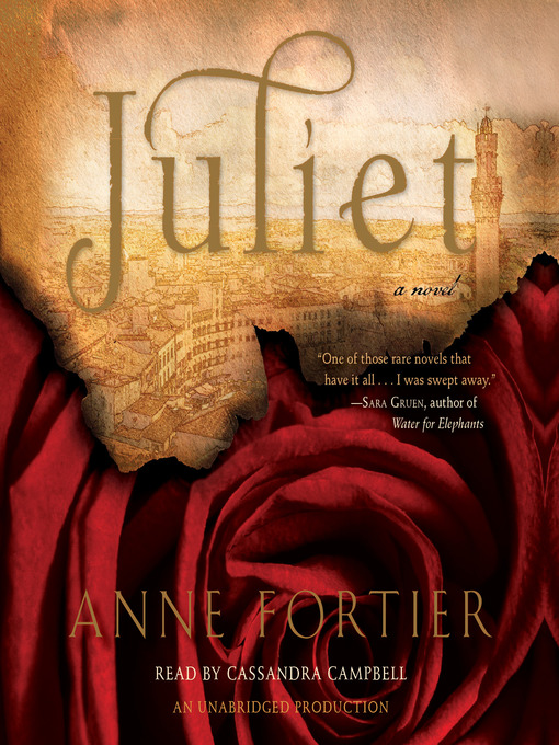 Title details for Juliet by Anne Fortier - Wait list