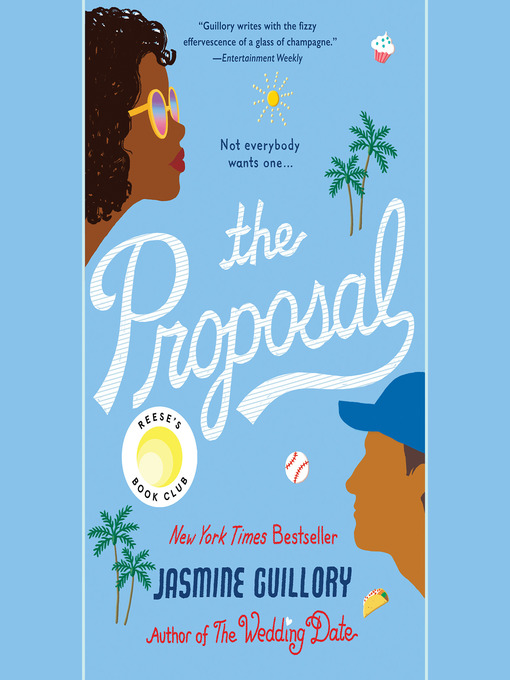 Title details for The Proposal by Jasmine Guillory - Wait list