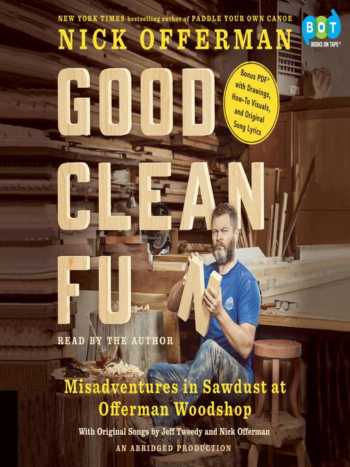 Title details for Good Clean Fun by Nick Offerman - Wait list