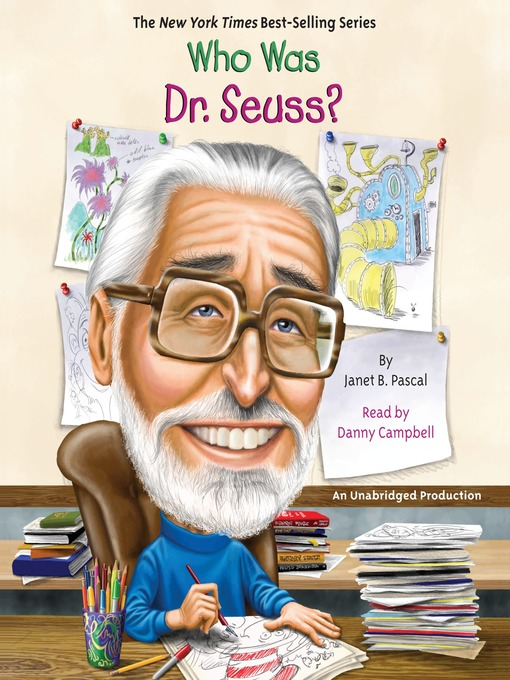 Title details for Who Was Dr. Seuss? by Janet Pascal - Available