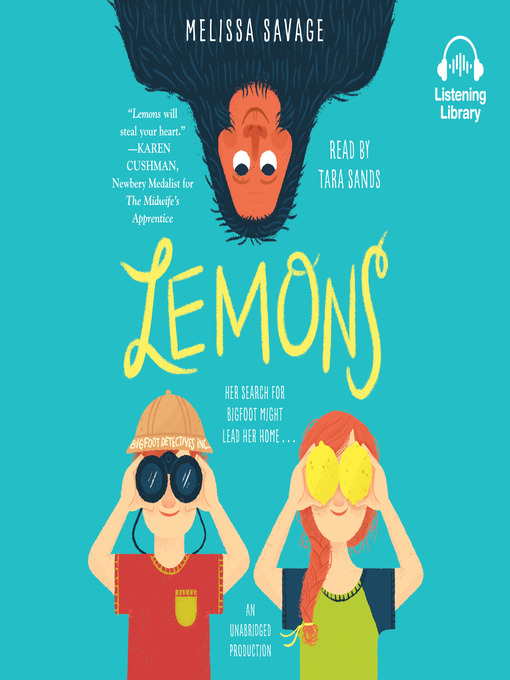 Title details for Lemons by Melissa Savage - Available
