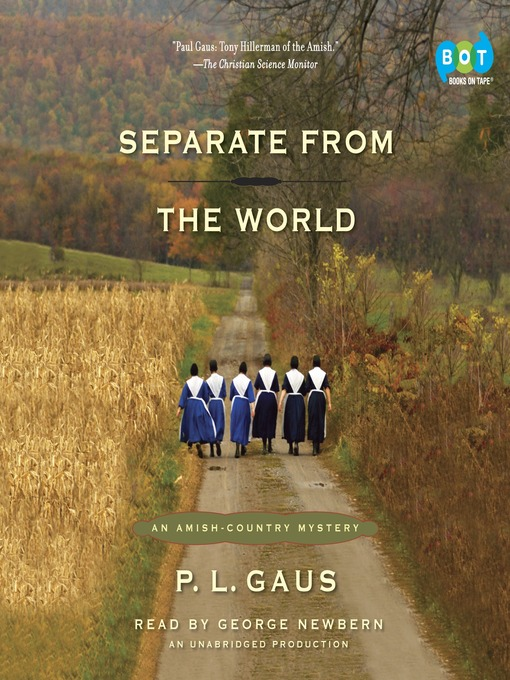 Title details for Separate from the World by P. L. Gaus - Available