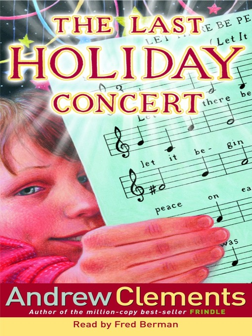 Title details for The Last Holiday Concert by Andrew Clements - Available