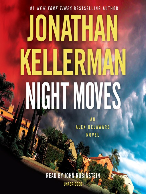 Title details for Night Moves by Jonathan Kellerman - Wait list