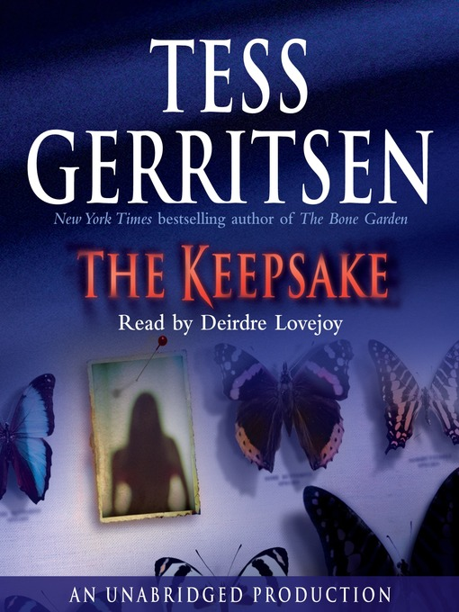 Title details for The Keepsake by Tess Gerritsen - Wait list