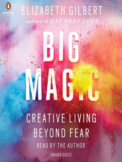 Cover of Big Magic