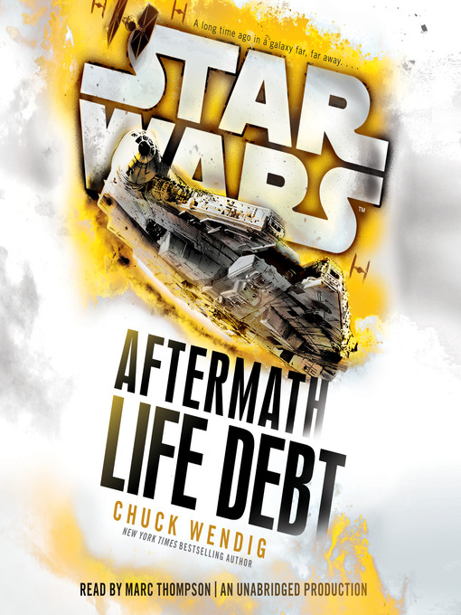 Title details for Life Debt by Chuck Wendig - Wait list