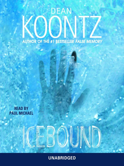 Title details for Icebound by Dean Koontz - Available