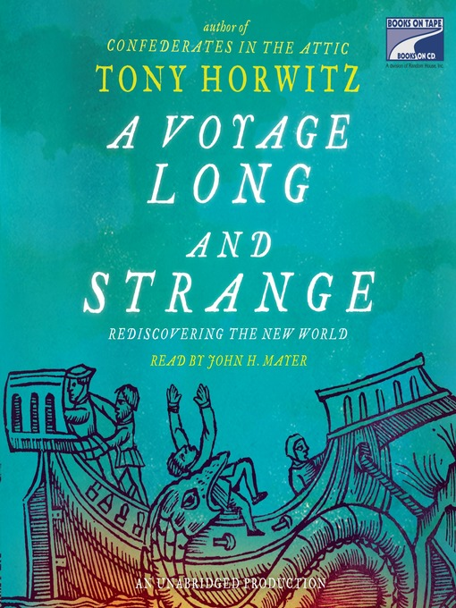 Cover of A Voyage Long and Strange