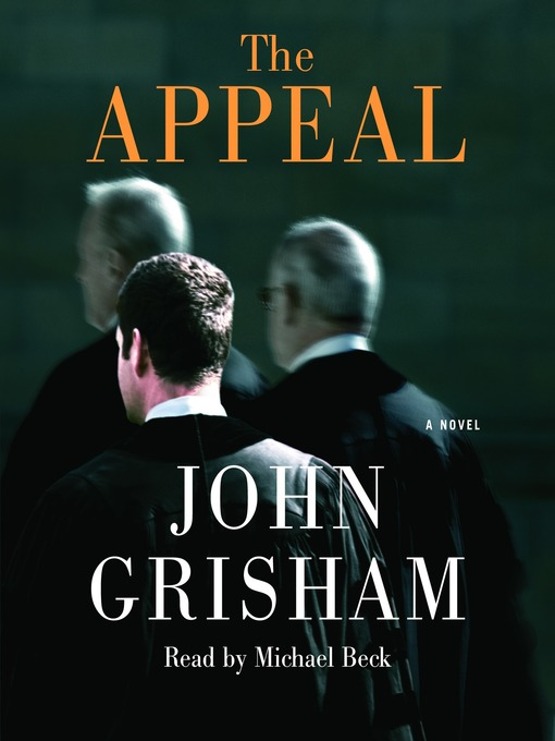 Title details for The Appeal by John Grisham - Wait list