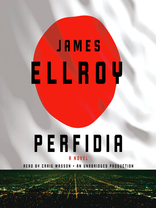 Cover of Perfidia
