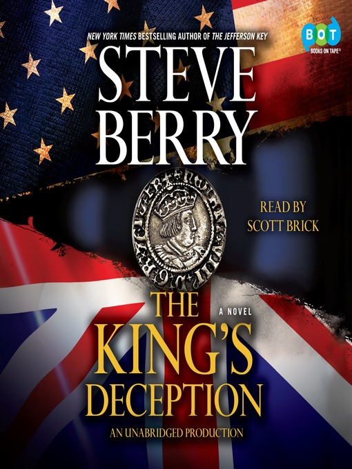 Title details for The King's Deception by Steve Berry - Available