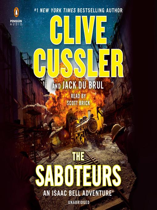 Title details for The Saboteurs by Clive Cussler - Wait list