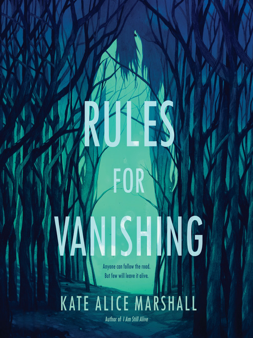 Title details for Rules for Vanishing by Kate Alice Marshall - Available