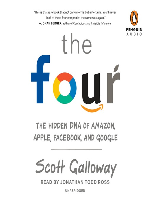 Title details for The Four by Scott Galloway - Available