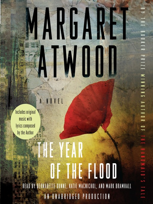 Title details for The Year of the Flood by Margaret Atwood - Available