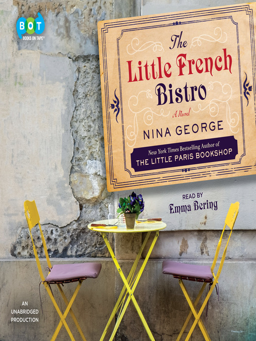 Title details for The Little French Bistro by Nina George - Wait list