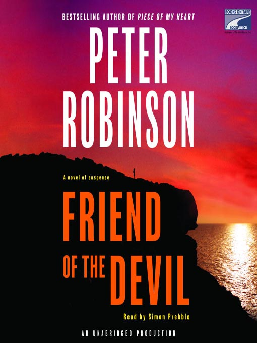Title details for Friend of the Devil by Peter Robinson - Wait list