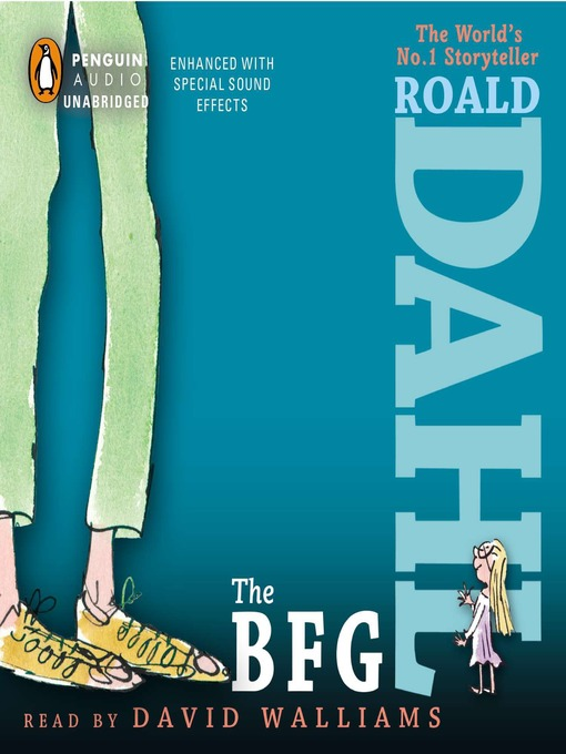 Title details for The BFG by Roald Dahl - Wait list