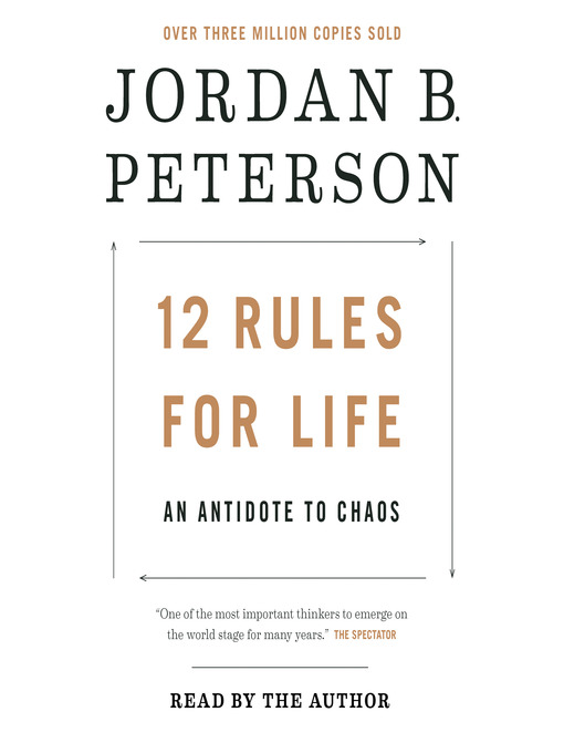 Cover image for 12 Rules for Life