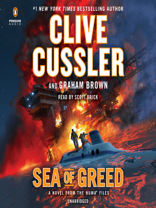 Title details for Sea of Greed by Clive Cussler - Available
