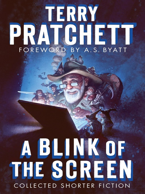 Cover of A Blink of the Screen