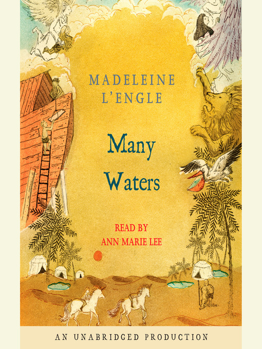 Title details for Many Waters by Madeleine L'engle - Wait list