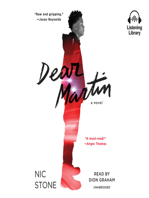 Title details for Dear Martin by Nic Stone - Available