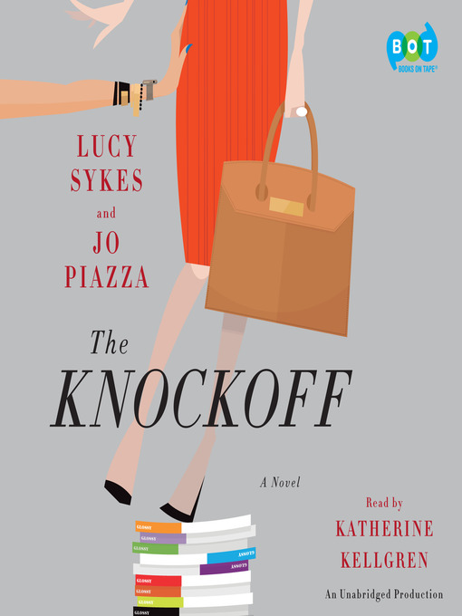 Title details for The Knockoff by Lucy Sykes - Wait list