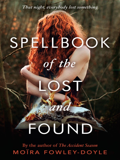 Title details for Spellbook of the Lost and Found by Moïra Fowley-Doyle - Wait list