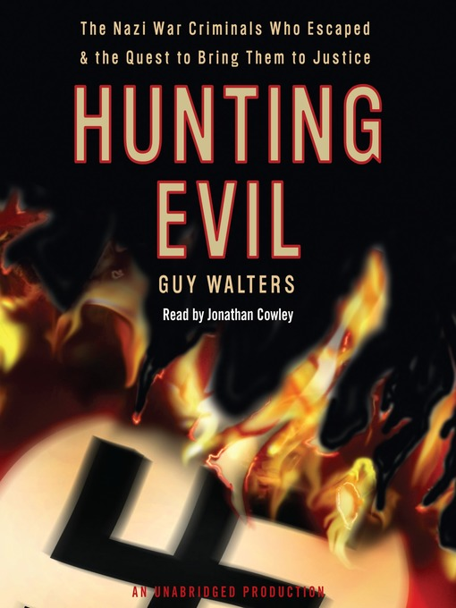 Cover of Hunting Evil
