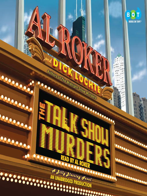 Title details for The Talk Show Murders by Al Roker - Available