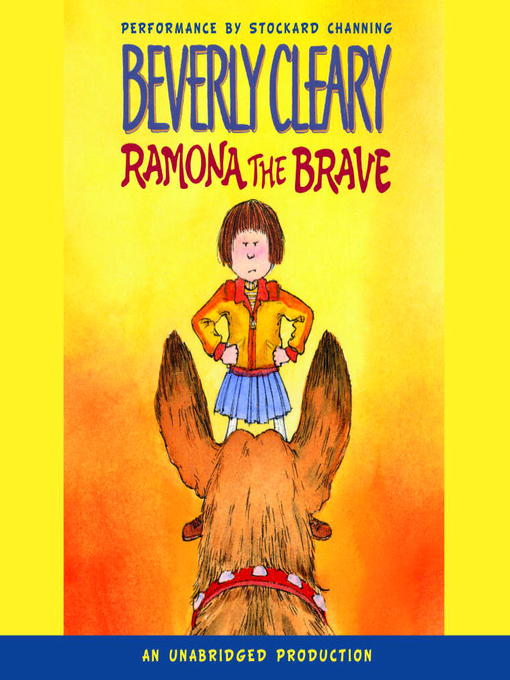 Cover image for Ramona the Brave