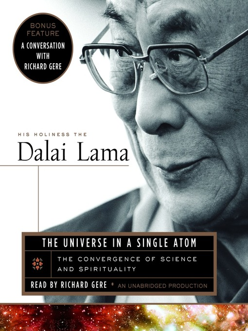 Title details for The Universe in a Single Atom by Dalai Lama - Wait list