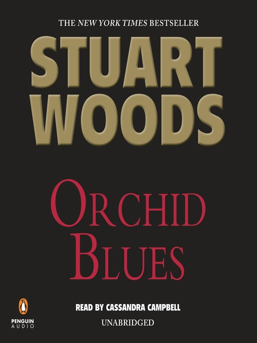 Cover of Orchid Blues