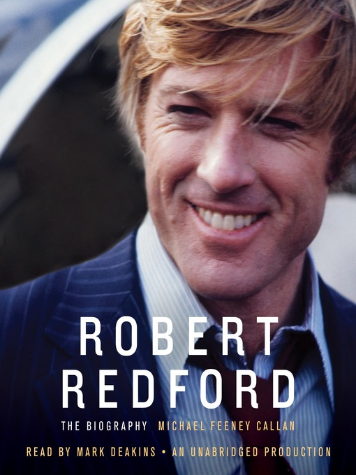 Cover image for Robert Redford