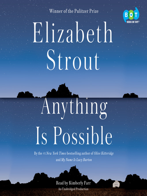 Title details for Anything Is Possible by Elizabeth Strout - Wait list