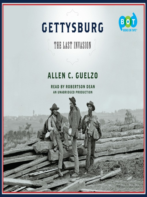 Title details for Gettysburg by Allen C. Guelzo - Available