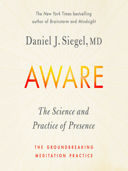 Title details for Aware by Daniel Siegel - Wait list