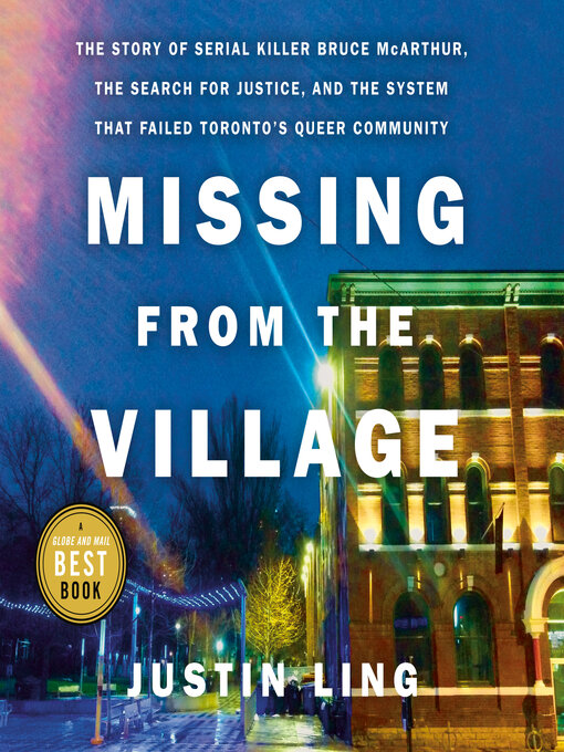 Title details for Missing from the Village by Justin Ling - Wait list