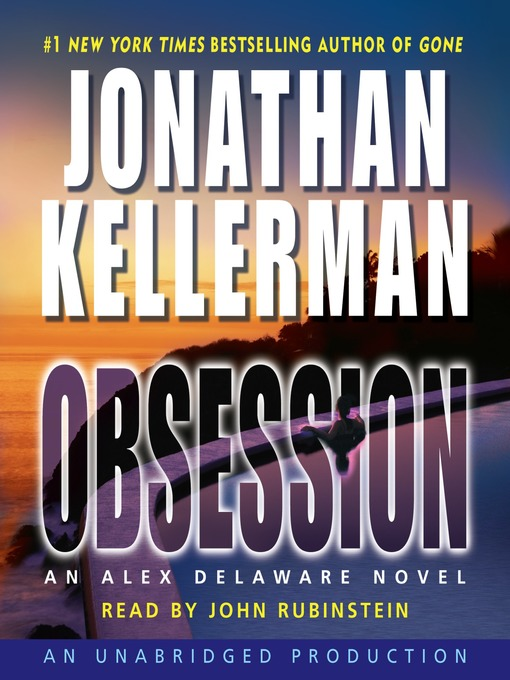 Title details for Obsession by Jonathan Kellerman - Wait list