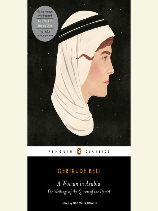 Title details for A Woman in Arabia by Gertrude Bell - Wait list