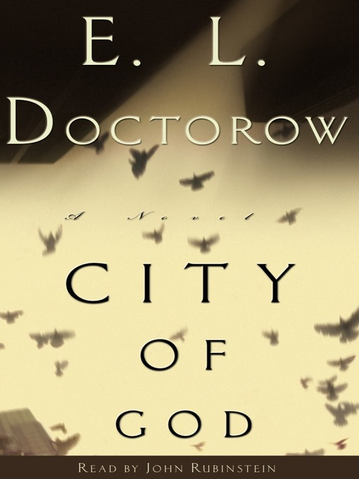Title details for City of God by E.L. Doctorow - Available