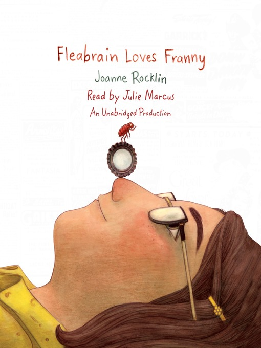Title details for Fleabrain Loves Franny by Joanne Rocklin - Available