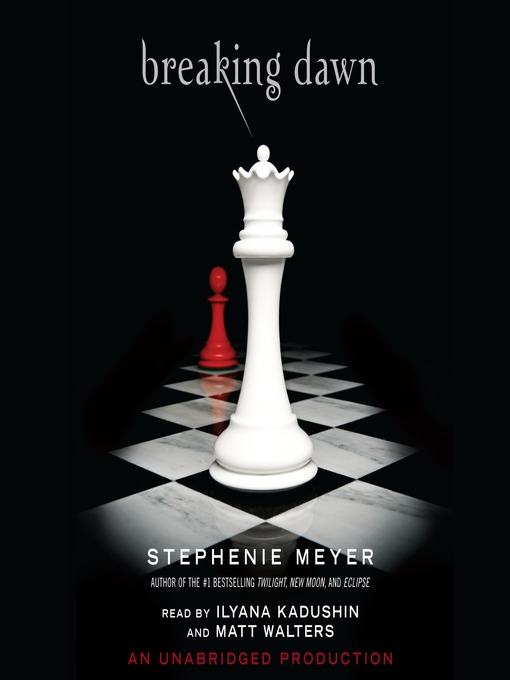 Title details for Breaking Dawn by Stephenie Meyer - Wait list