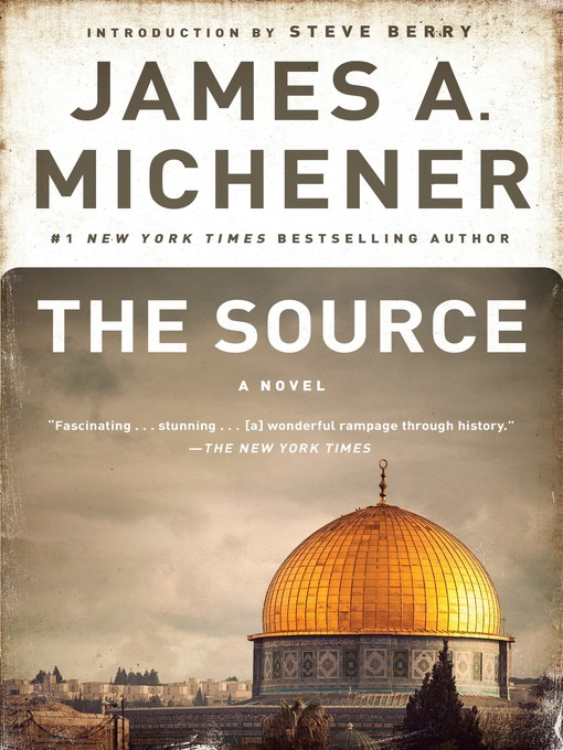 Title details for The Source by James A. Michener - Wait list