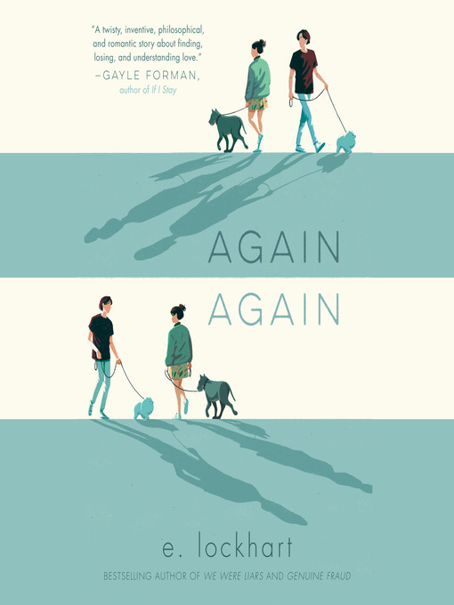 Title details for Again Again by E. Lockhart - Wait list