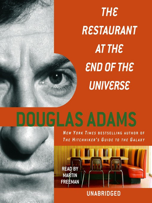 Title details for The Restaurant at the End of the Universe by Douglas Adams - Wait list