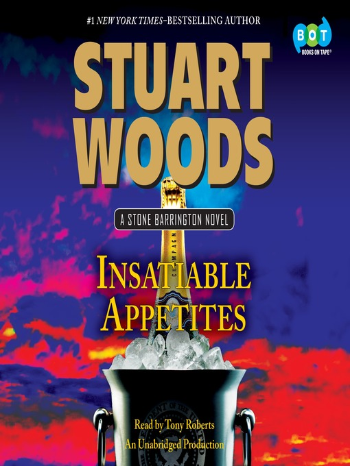 Cover of Insatiable Appetites