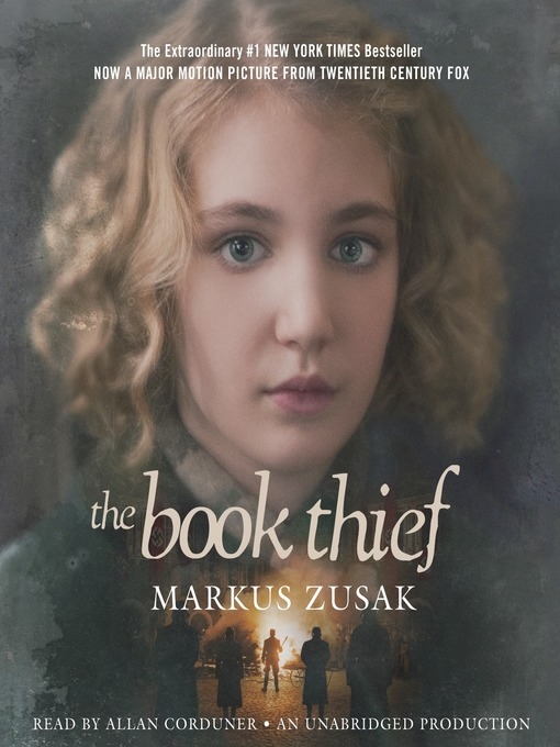 Cover image for book: The Book Thief